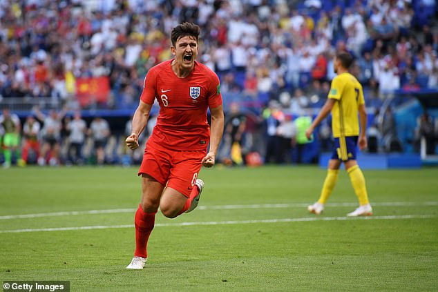 Maguire is also a key England international player and joined United for £80million last year