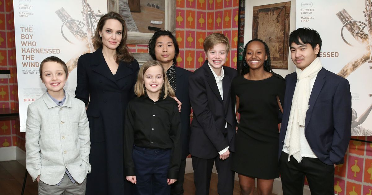 Angelina Jolie says only children she shares with ex Brad Pitt know the real her