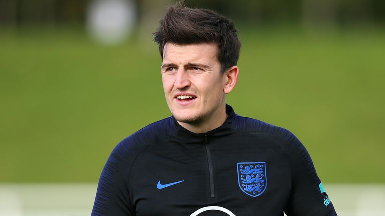 Harry Maguire has been included in the England squad