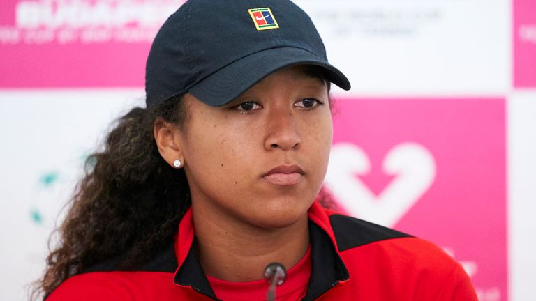 Naomi Osaka had been due to compete in the semi-final of the Western & Southern Open