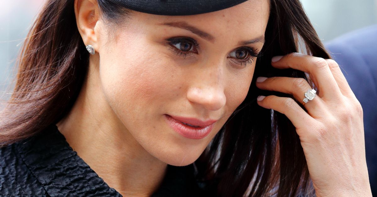 Meghan Markle's tearful seven words as she parted Royal Family with Prince Harry