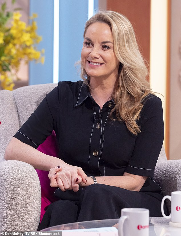Reports: EastEnders' Tamzin Outhwaite is also reportedly on bosses wishlists, after allegedly turning down the chance to appear on Strictly Come Dancing