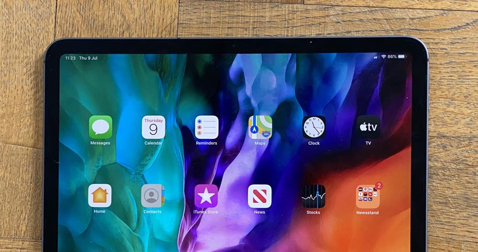 The iPad Pro may be about to share its distinctive design with another iPad.
