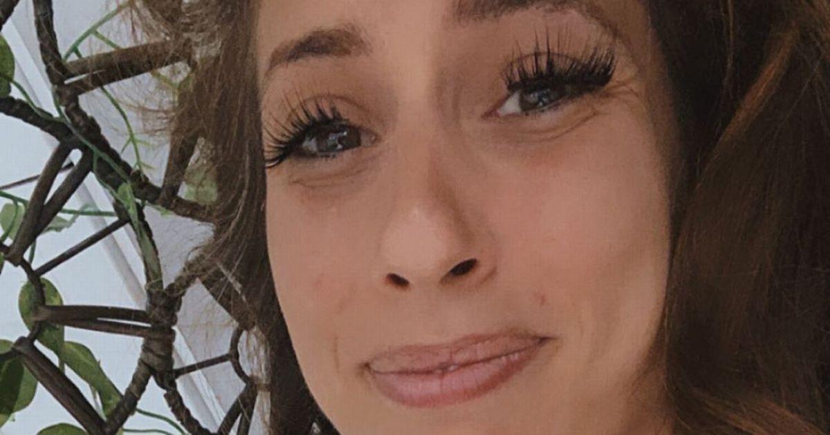 Stacey Solomon sparks concern after suffering sleepless night with poorly son Rex