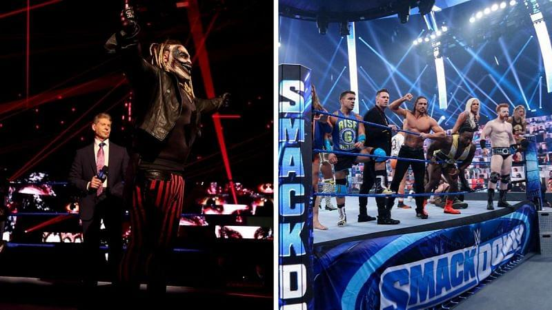 3-male faction set to crack-up, Mounting star to go away the corporation at SummerSlam? (August 21st, 2020)