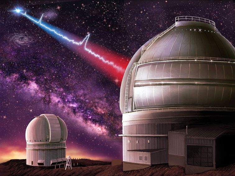 A mysterious radio burst from space is back again, appropriate on schedule