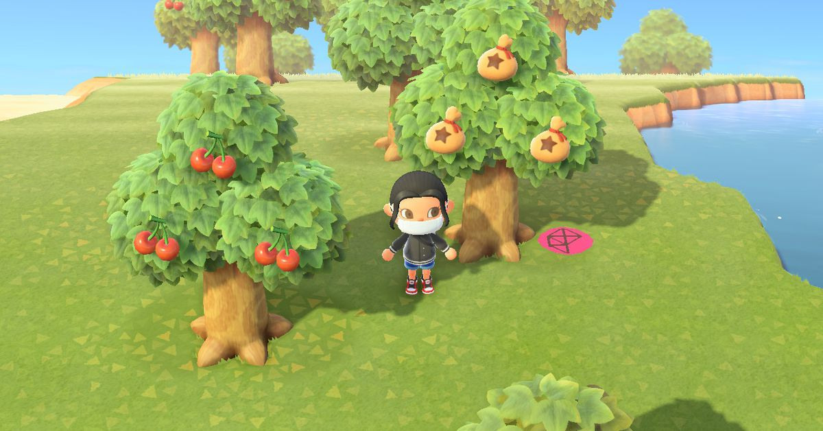 Animal Crossing: New Horizons patch will get rid of star fragment trees