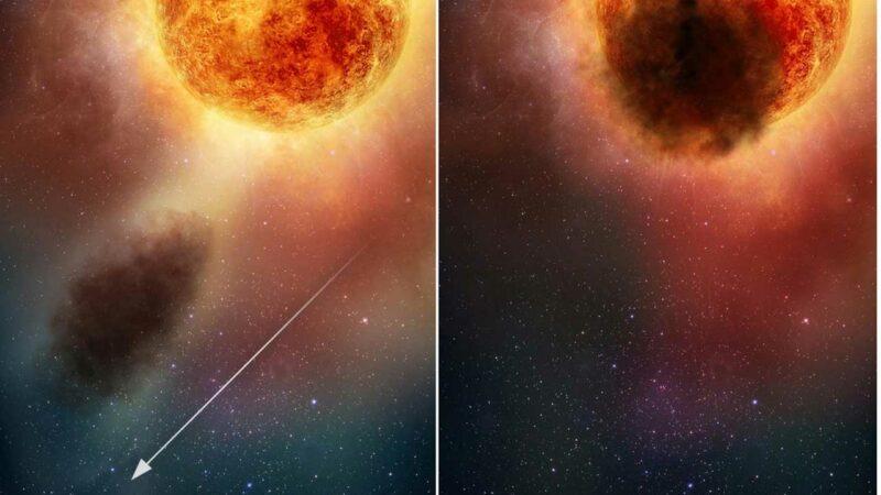 Betelgeuse may be ready to go supernova