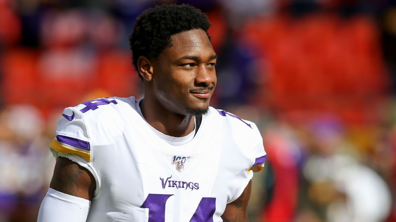 Bills' Stefon Diggs denies he forced way out of Minny