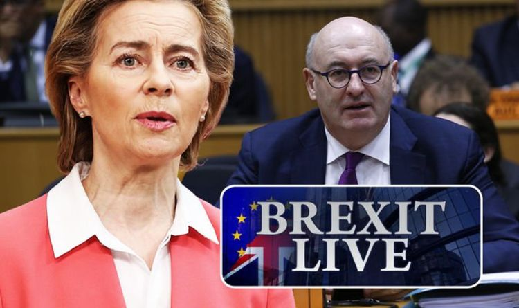 Brexit latest: Brussels faces Significant trade blow ahead of crunch talks – EU rocked | Politics | Information