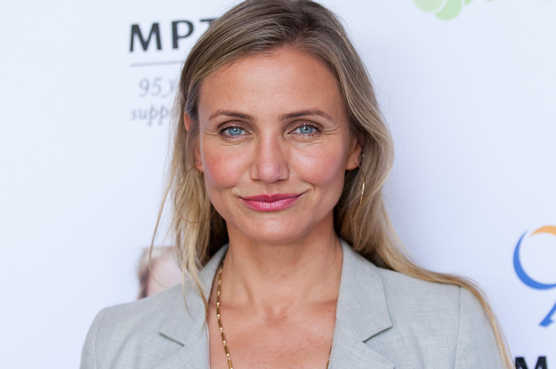 Cameron Diaz Reveals Why She Retired From Acting