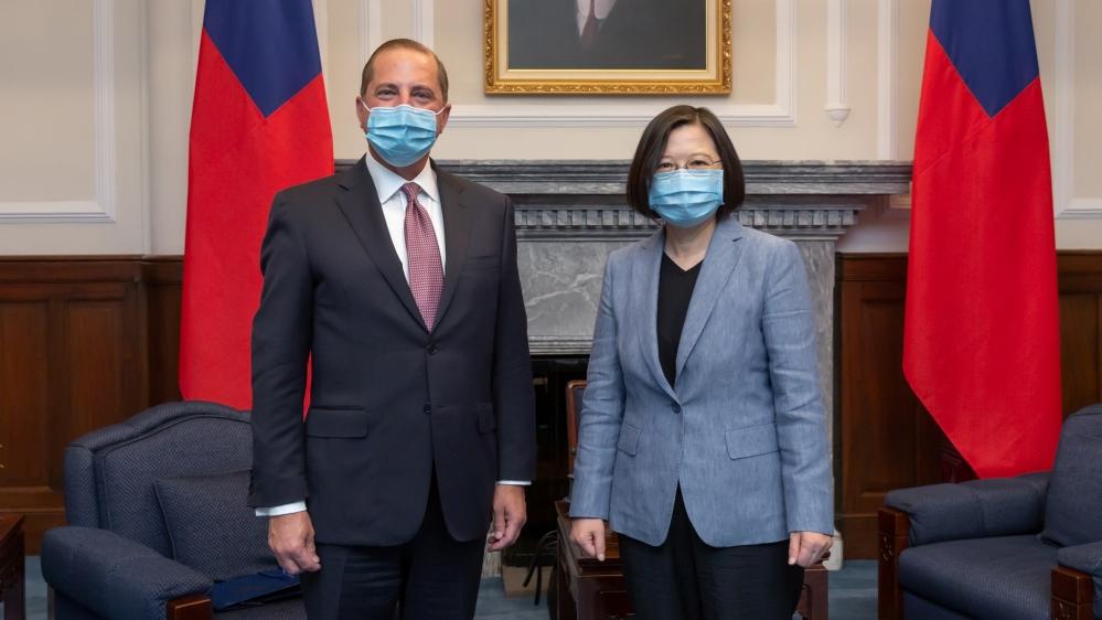 China accused of seeking to flip Taiwan into 'the up coming Hong Kong' | China Information