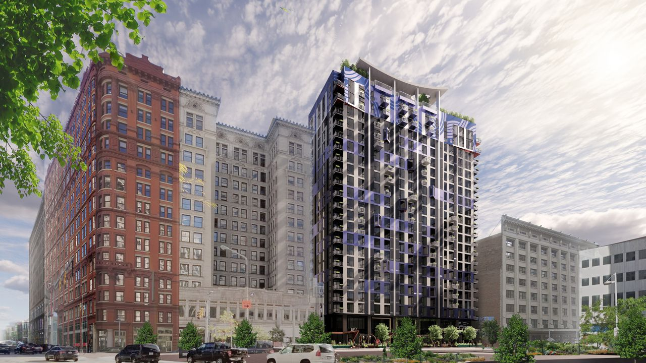 Cleveland scheduling commission offers Ok to new condominium structures as vacancies improve downtown