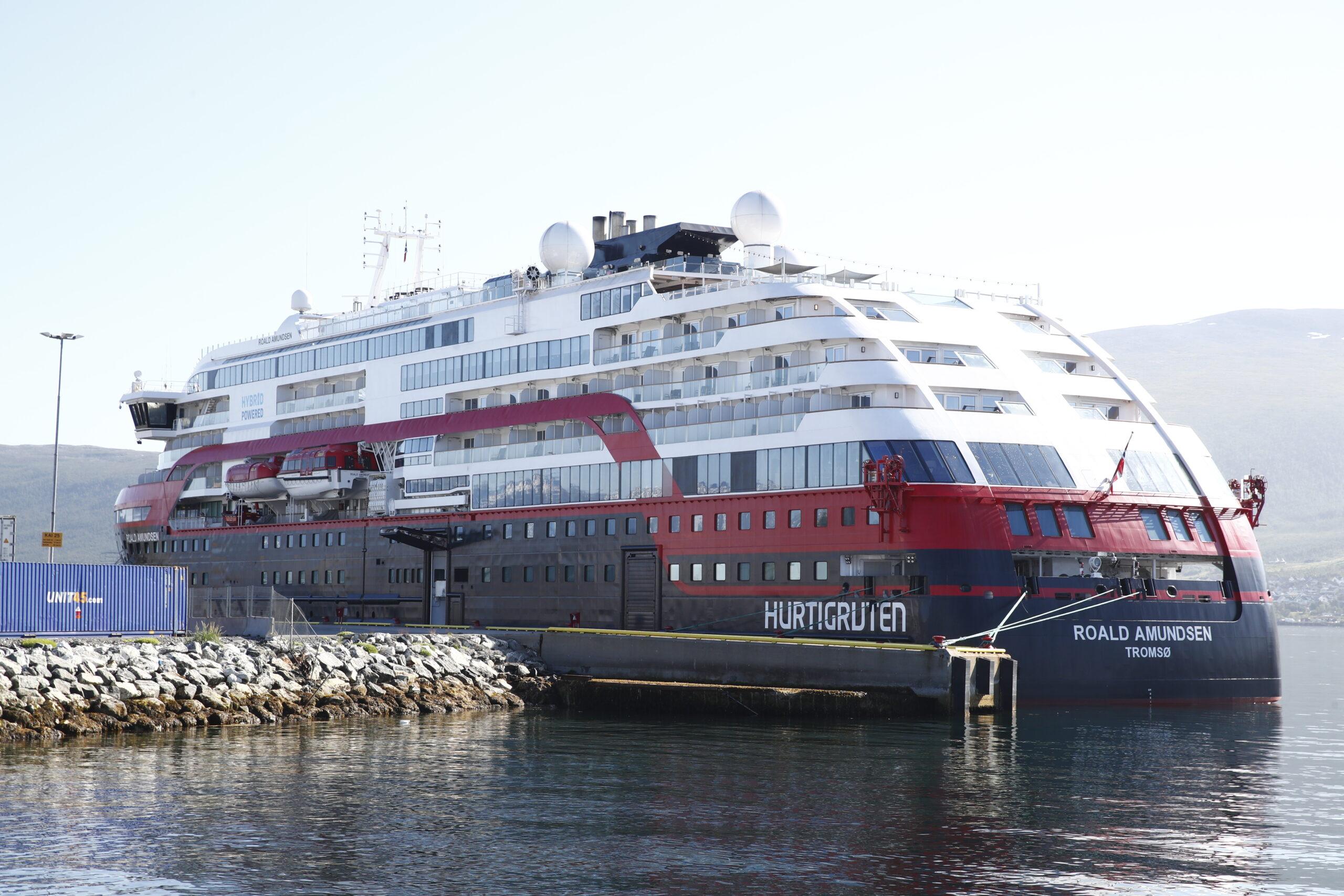 Coronavirus infects 41 persons on Norwegian cruise ship