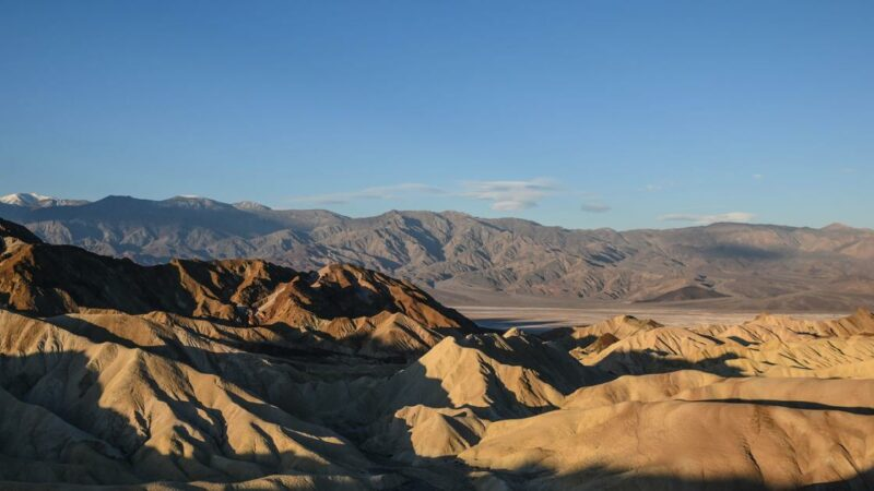 Death Valley reaches 130 degrees, hottest temperature in U.S. in at least 107 years