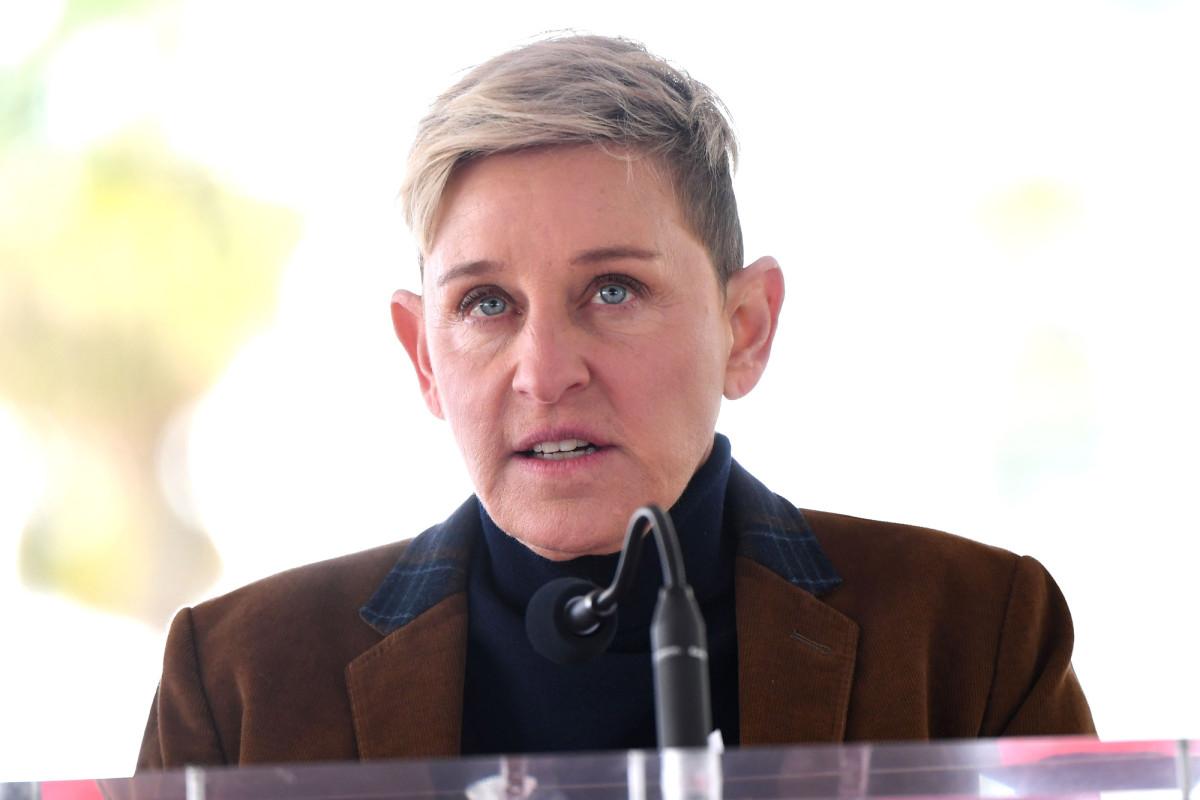 Ellen DeGeneres has no clue the place no-eye-make contact with rule began