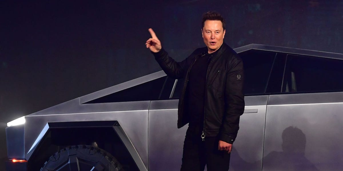 Elon Musk: Tesla would sell 'normal' pickup if CyberTruck doesn't sell