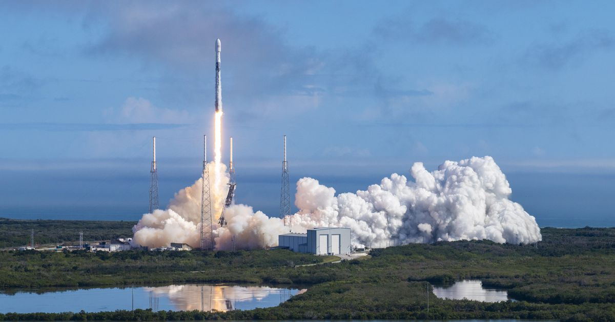 Enjoy SpaceX start a Falcon 9 rocket on a file-breaking sixth flight to house