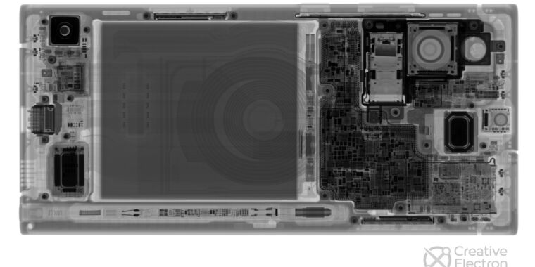 Galaxy Note 20 Ultra teardowns display two unique cooling methods