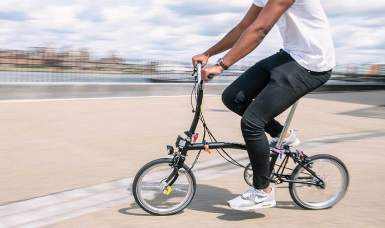 Get a Brompton folding bicycle for £1 to keep away from the sweltering commute