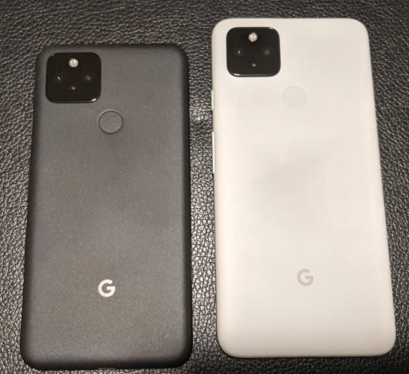 Google Pixel 4a 5G and Pixel 5 reside image and specs leak on-line