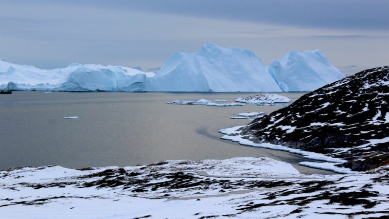 Greenland ice melt has passed the point of no return