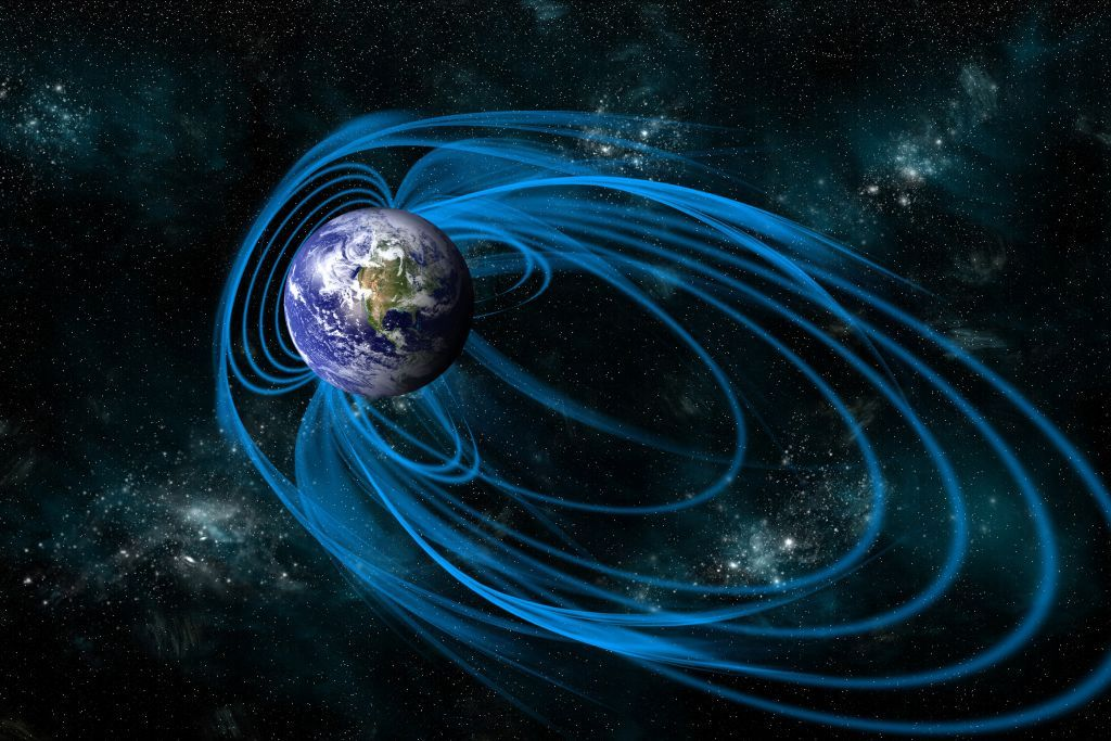 How NASA is dealing with the 'dent' in Earth's magnetic field