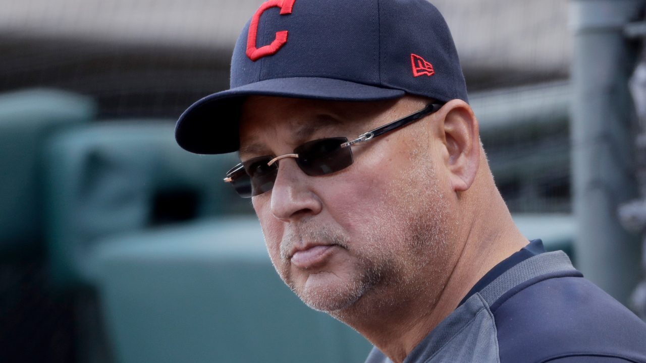 Indians supervisor Francona going through tests, return mysterious