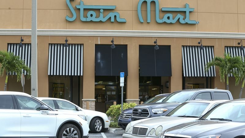 It's goodbye for Stein Mart, the Florida retailer will close every store