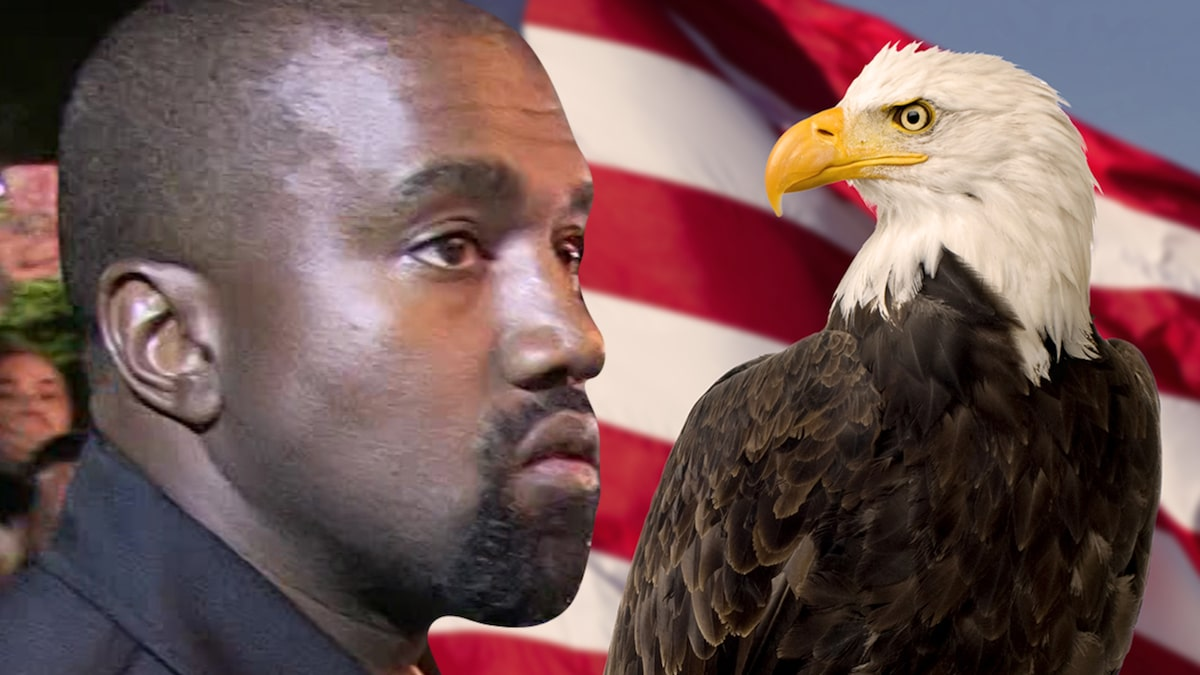 Kanye Files for Presidential Ballots with Michelle Tidball Detailed as VP, Misses Deadlines