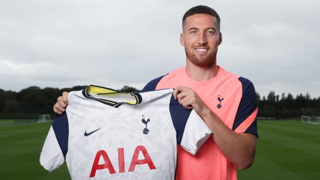 Matt Doherty: Tottenham signal defender from Wolves