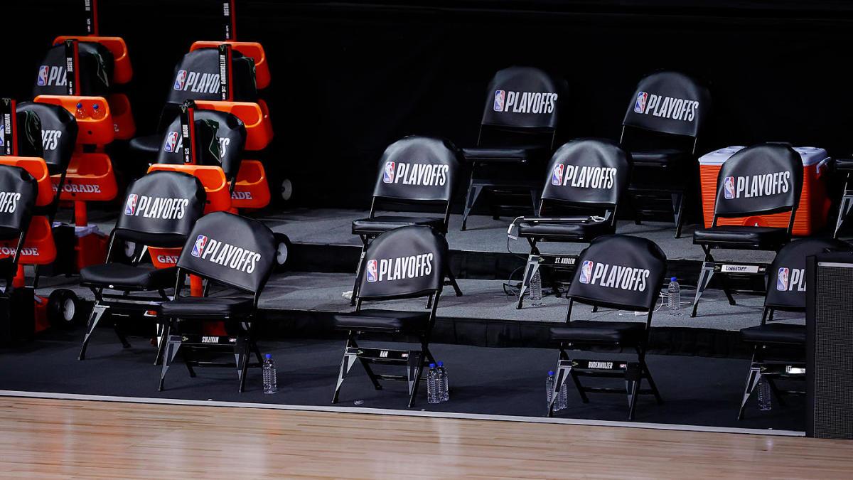 NBA boycott, live updates: Jacob Blake shooting leads to Bucks-Magic, Lakers-Blazers, OKC-Rockets postponement