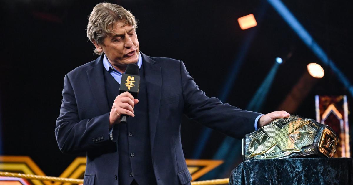 NXT recap & reactions: Tear up the script