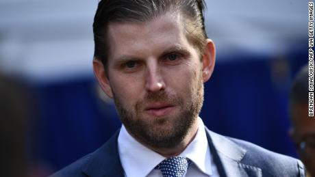 READ: New York AG's filing to compel Eric Trump to be deposed