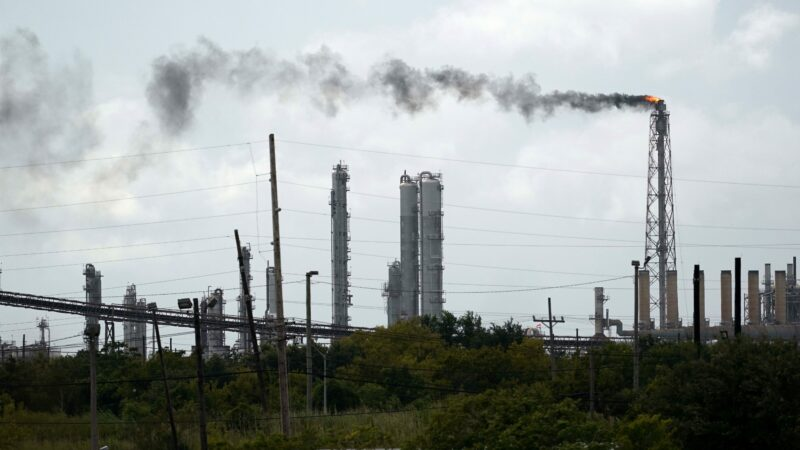 Oil and gas industry assesses damage at refineries, plants