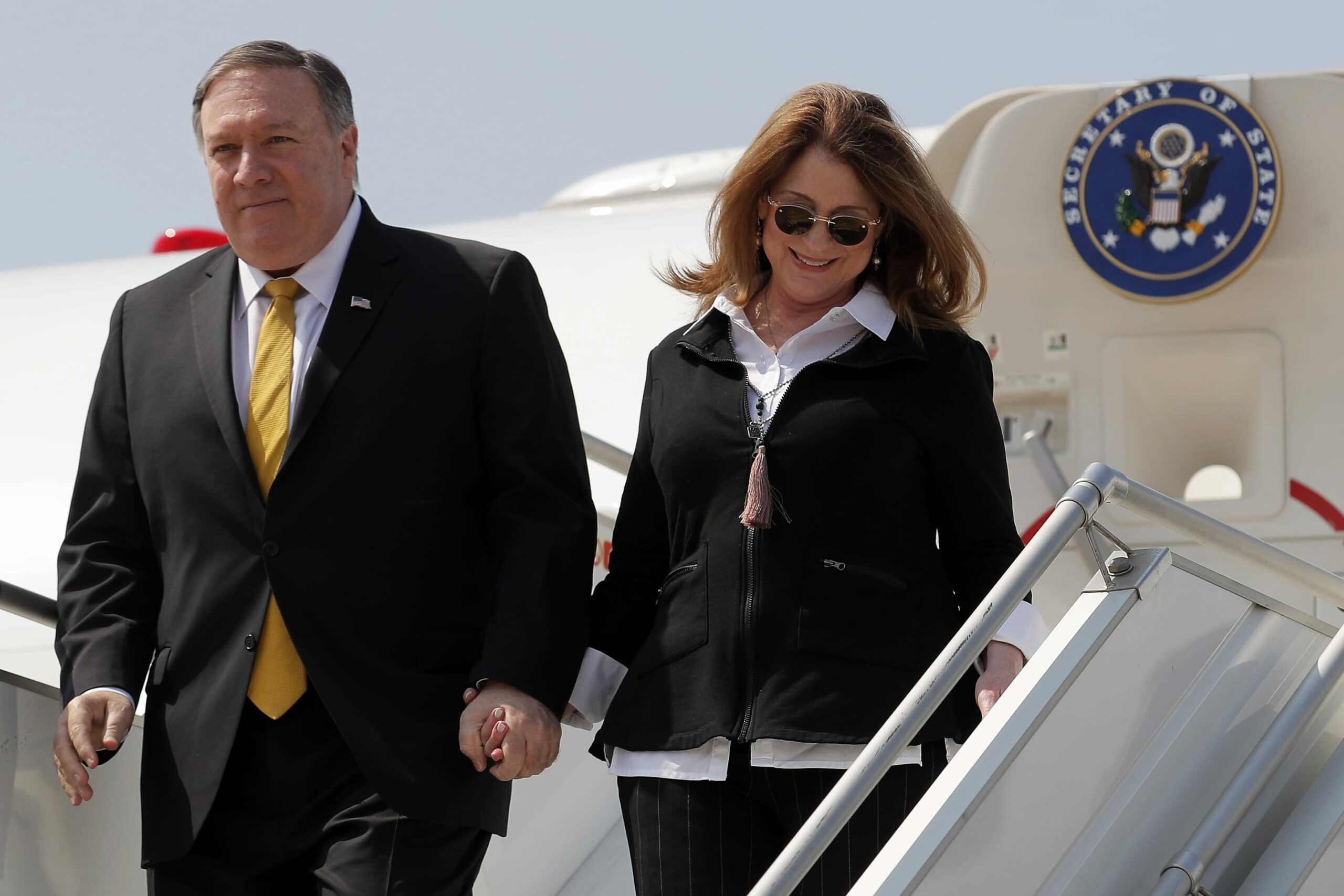 Pompeo's wife, Susan, to join State trip to Europe amid watchdog probe