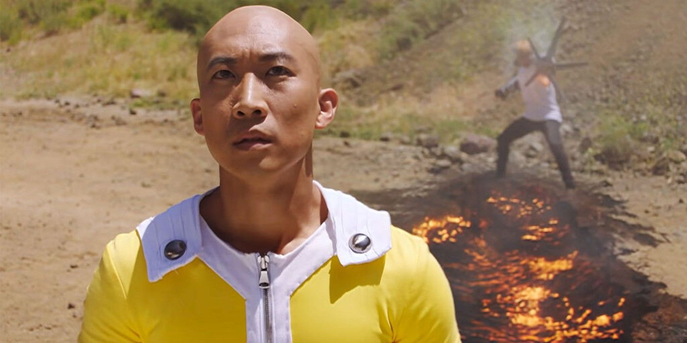 Remarkable A single Punch Gentleman Dwell-Action Short Brings Saitama and Genos to Lifetime