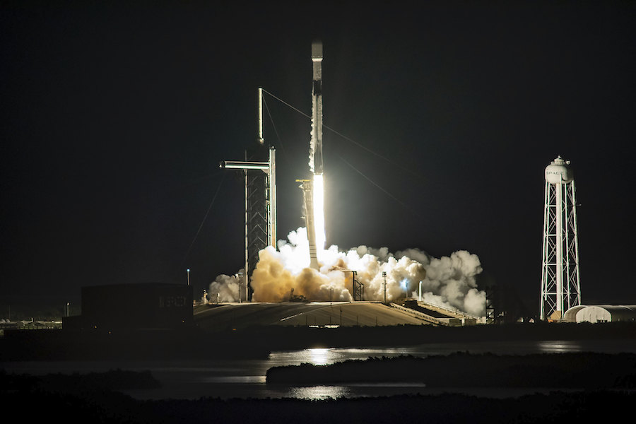 SES orders two far more Falcon 9 launches from SpaceX – Spaceflight Now