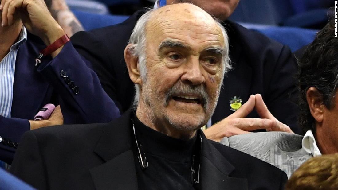 Sean Connery turns 90. Certainly, you read through that appropriately