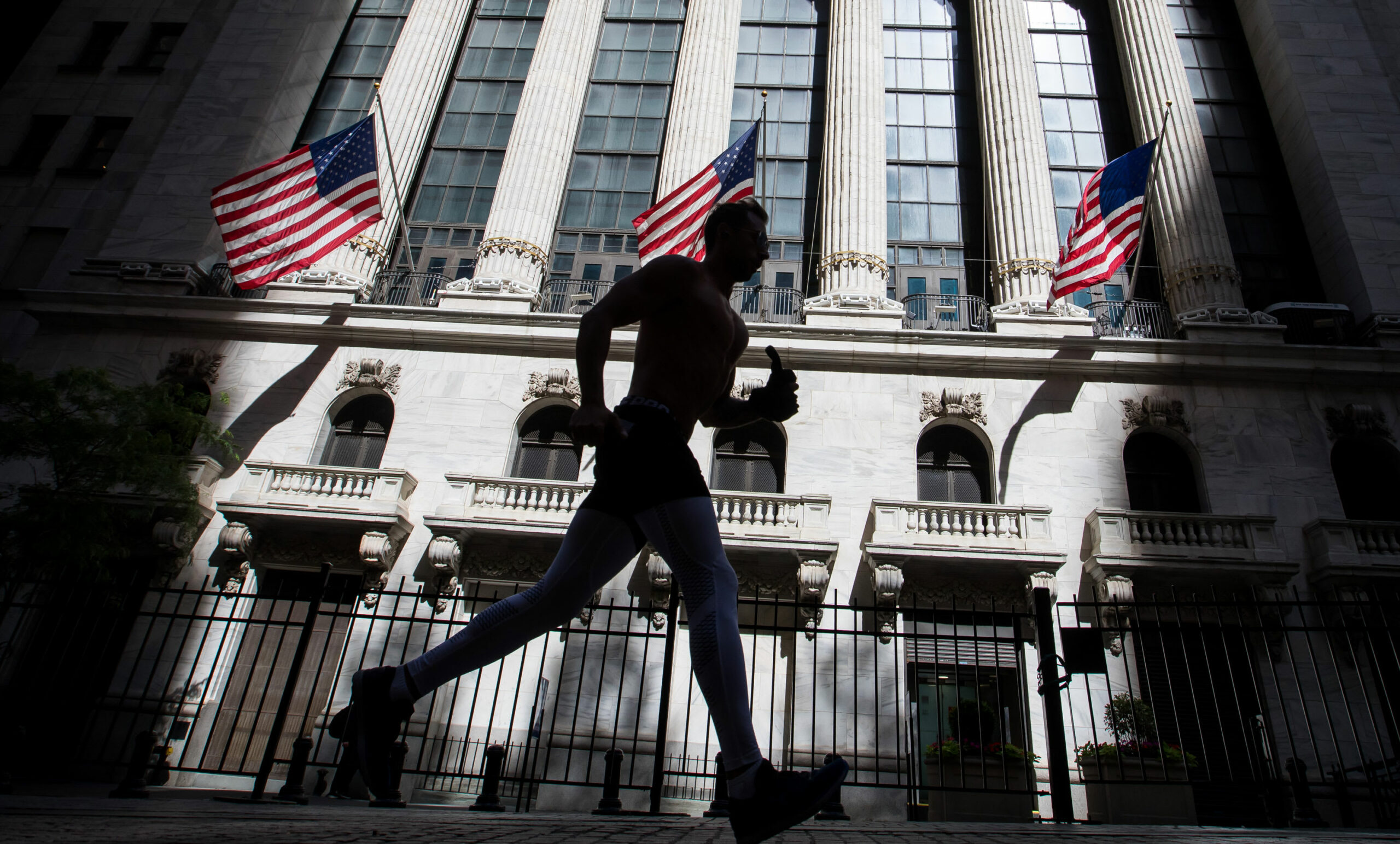 S&P 500 Index opens little changed after mixed United States data
