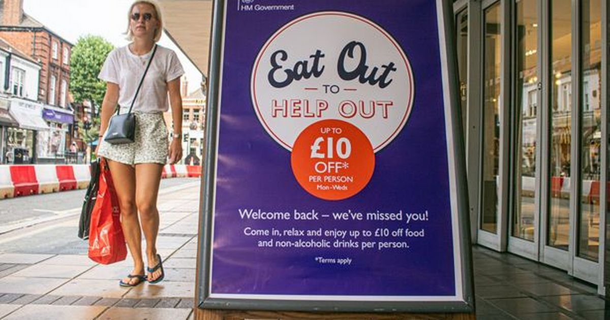 The restaurant chains still doing Eat Out to Help Out discounts in September