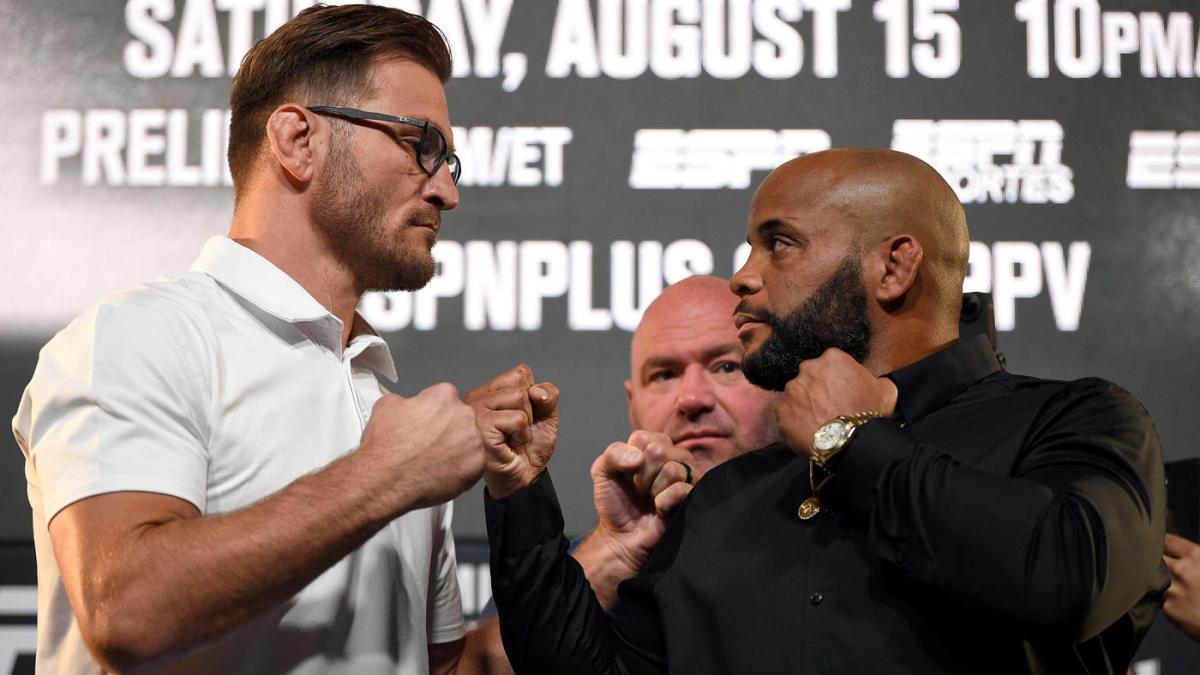 UFC 252 predictions — Daniel Cormier vs. Stipe Miocic: Fight card, odds, expert picks, prelims, date