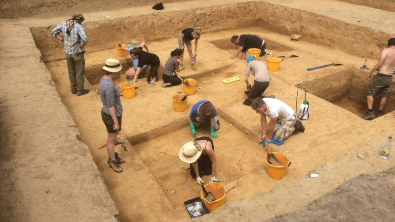 Unearthed images suggest prehistoric artists conquered vanished lands of the English Channel