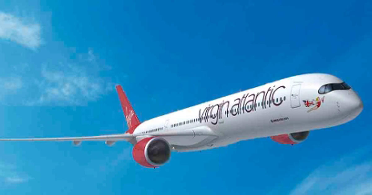 Virgin Atlantic files for bankruptcy protection as airline woes mount