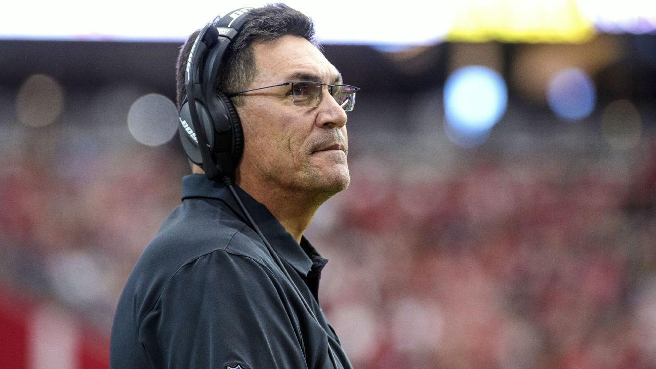 Washington's Ron Rivera says he has most cancers, programs to proceed coaching