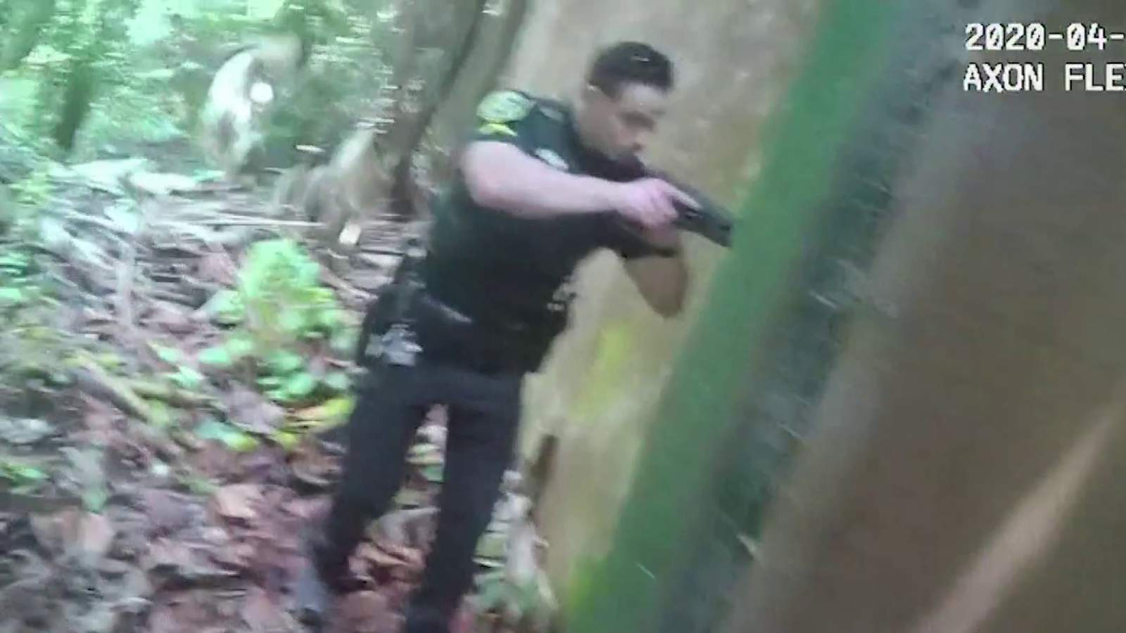 'This is sketchy:' Online video demonstrates manhunt for trespasser on Disney Planet island