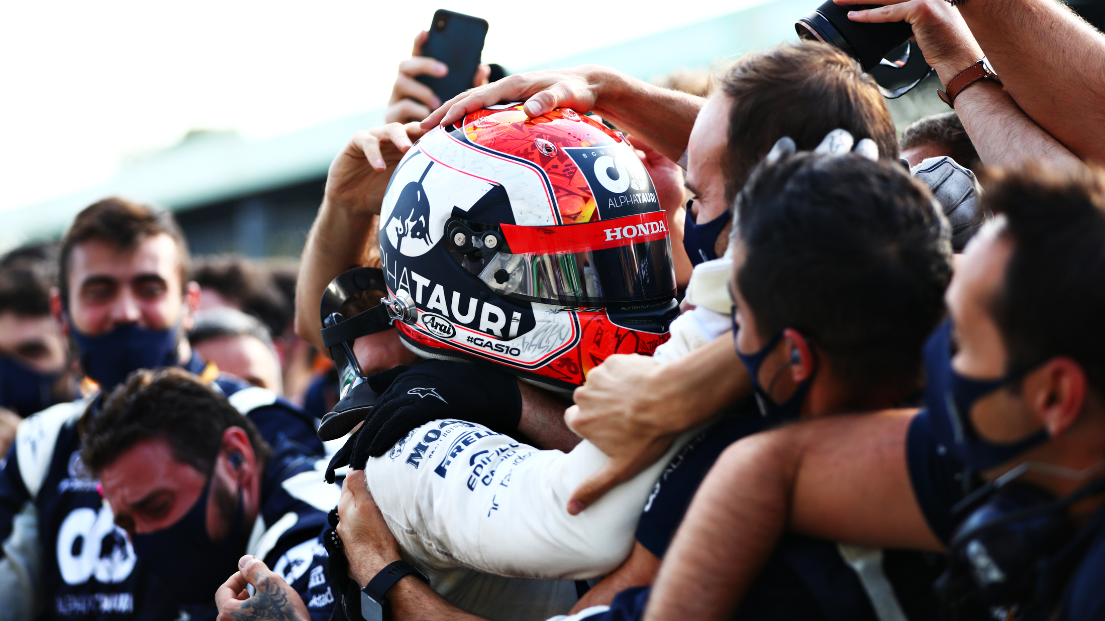 Italian Grand Prix Report 2020 and Highlights: Pierre Gasly wins first victory in Monza from Sainz as Hamilton leaves P7 penalty kick