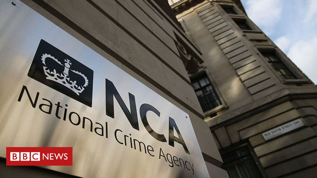 Crime agency is under fire for forging a bank's signature