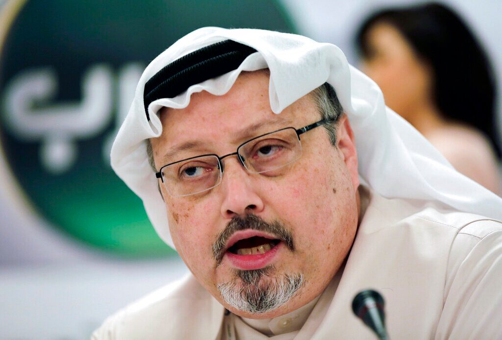 A Saudi court issues final verdicts in the Khashoggi murder case, and sentenced eight to prison