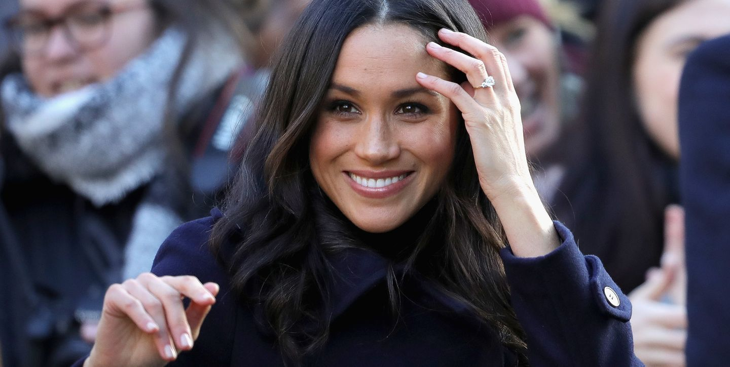 Why did Prince Harry surprise Meghan Markle with a new engagement ring